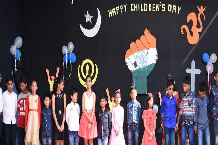 Green valley public school - childrens day