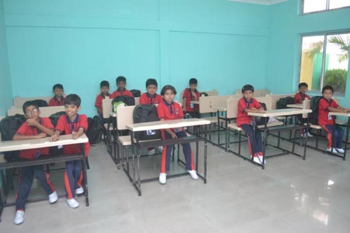 Green valley public school - classroom