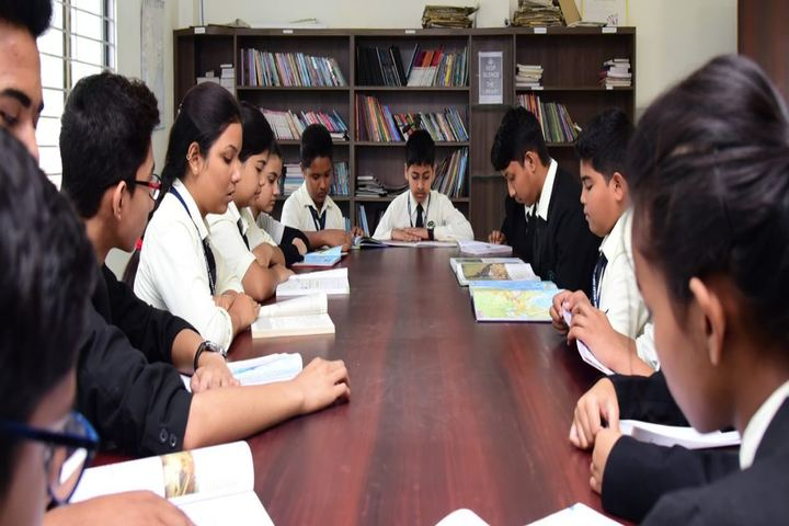 Green valley public school - library