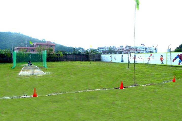 Green valley public school - play ground