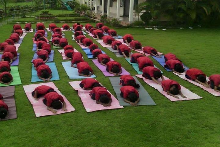 Green valley public school - yoga