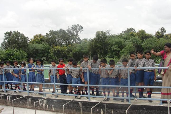Maruthi Public School-Excursion