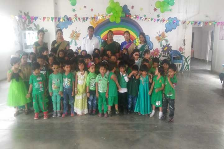 Maruthi Public School-Green Day