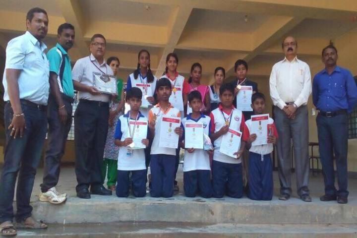Maruthi Vidya Kendra-Achievement