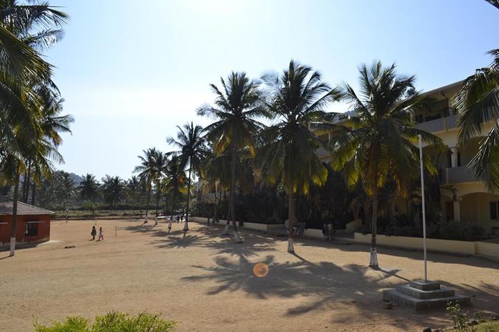 Maruthi Vidya Kendra-Playground