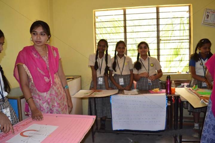 Maruthi Vidya Kendra-Science Exhibition