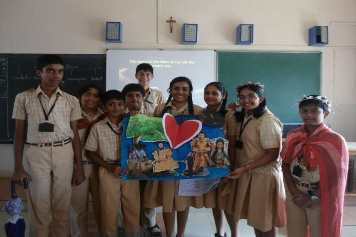 Mount Carmel Central School-Class Project