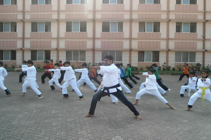 Mount Carmel Central School-Karate
