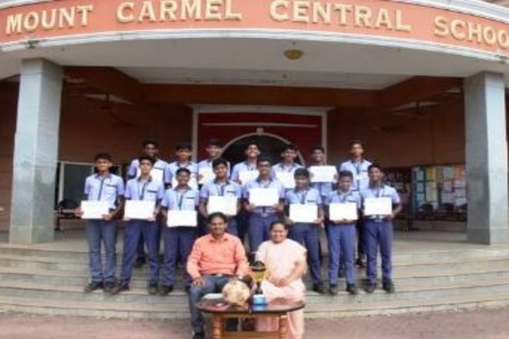 Mount Carmel Central School-Achievement