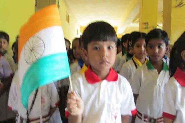 Guwahati public school - independence day