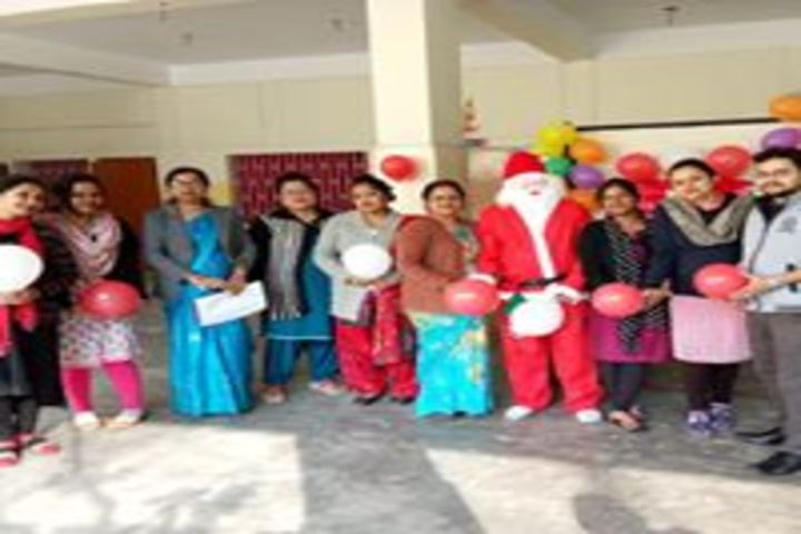 Gyan educational institution - christmas day