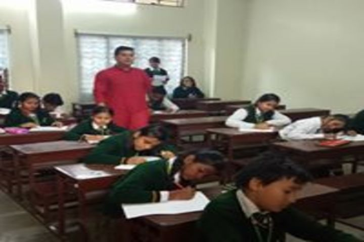 Gyan educational institution - classroom