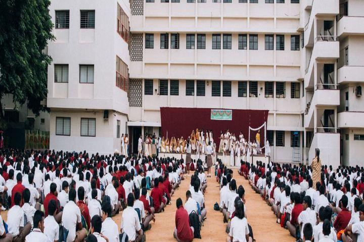 National Public School-Campus View