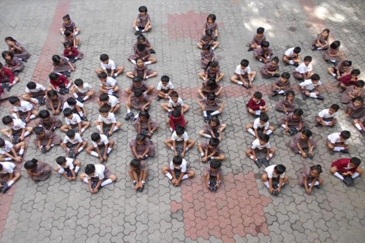National Public School-Yoga