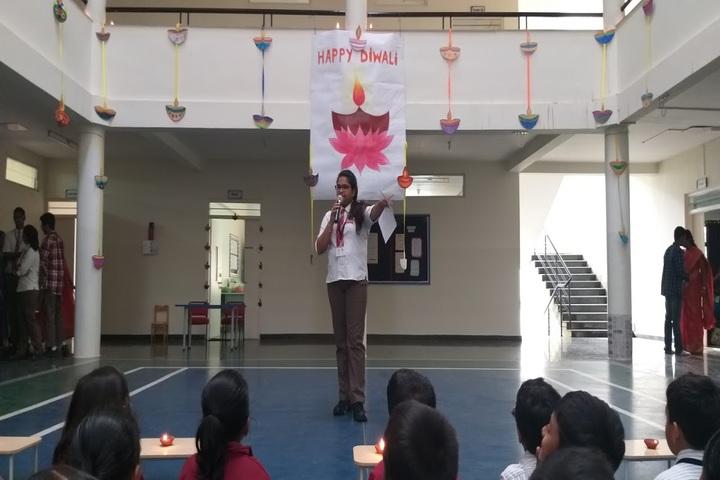 National Public School-Diwali Celebrations
