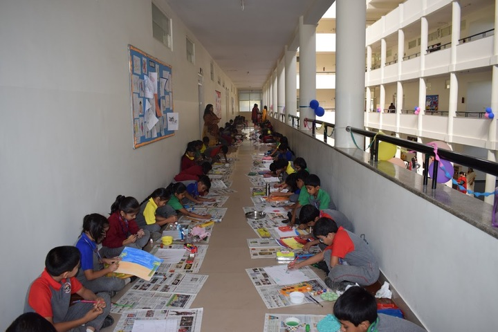 National Public School-Drawing Competition