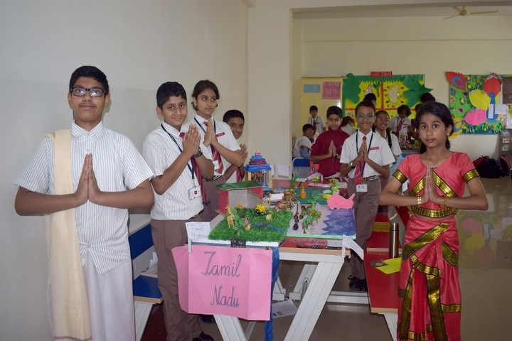National Public School-Exhibition