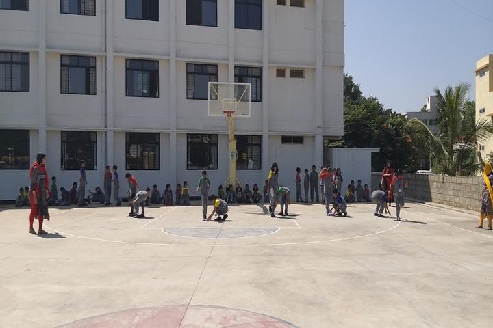 National Public School-Playground