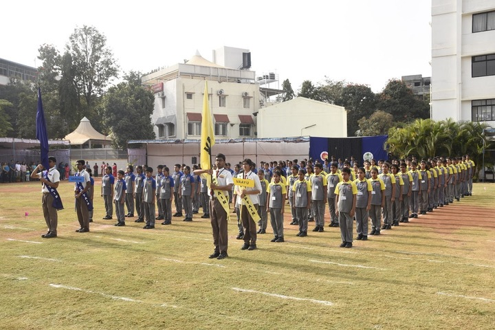 National Public School-Sports Day