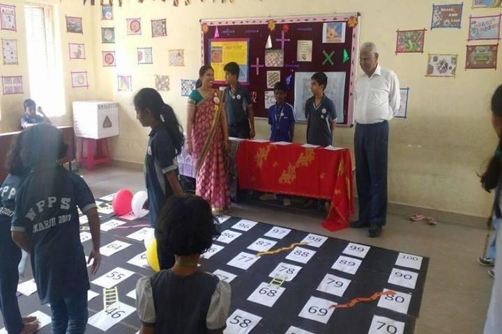 Navaprajna Public School-Games