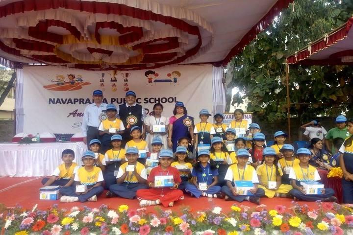 Navaprajna Public School-Group Photo