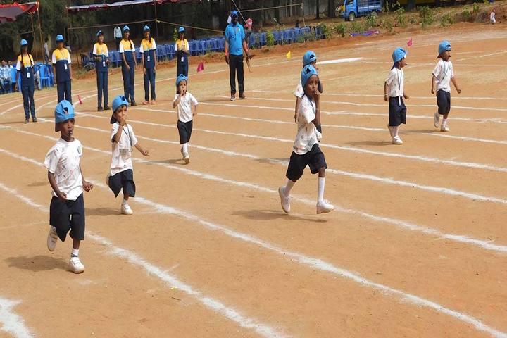 Navaprajna Public School-Sports