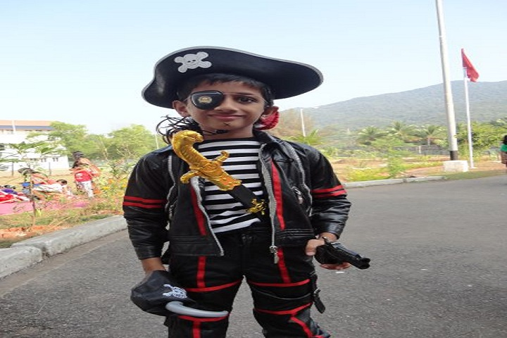 Navy Children School-Fancy Dress Competitions