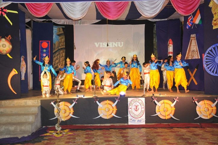 Navy Children School-Festival Celebrations