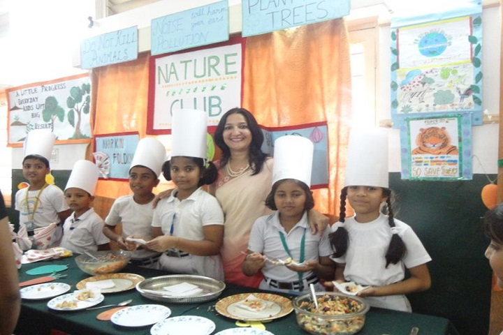 Navy Children School-Nature Club
