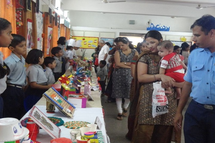 Navy Children School-Science Exhibition