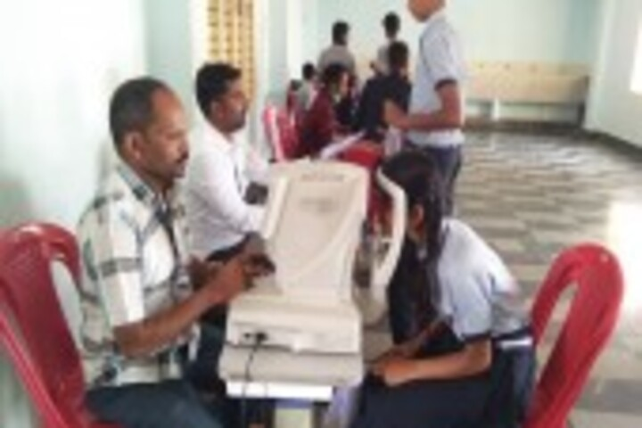Nethaji Public School-Eye Check Up