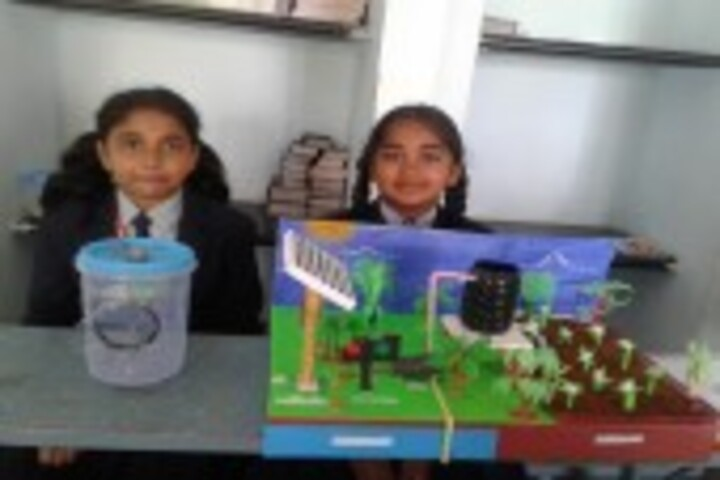 Nethaji Public School-Science Fair