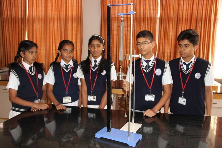 PES Public School-Physics Lab