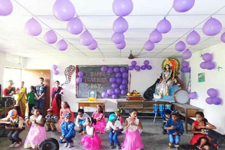 Hindustani Kendriya Vidyalaya-Festival Celebrations