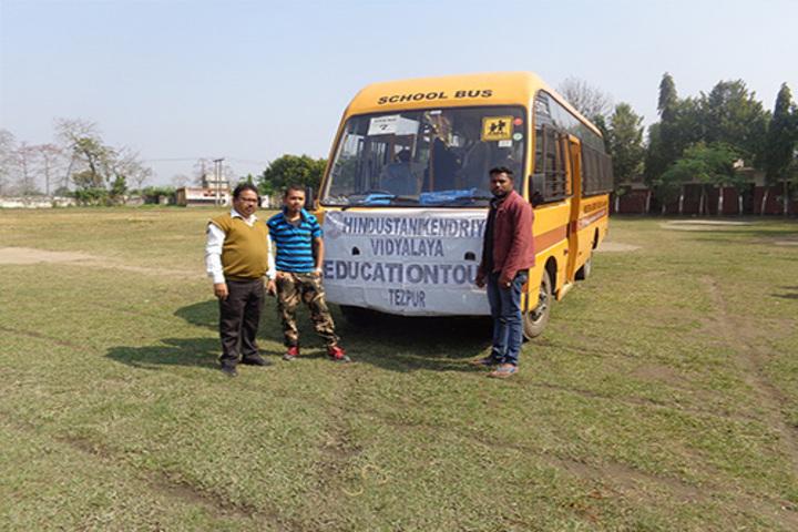 Hindustani Kendriya Vidyalaya-Transport