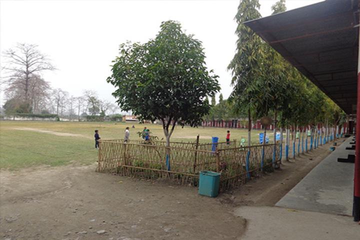 Hindustani Kendriya Vidyalaya-Playground