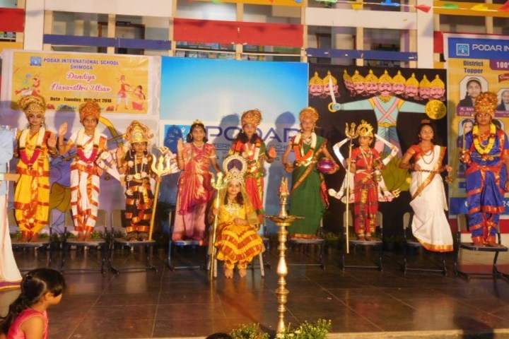 Podar International School-Festival Celebrations