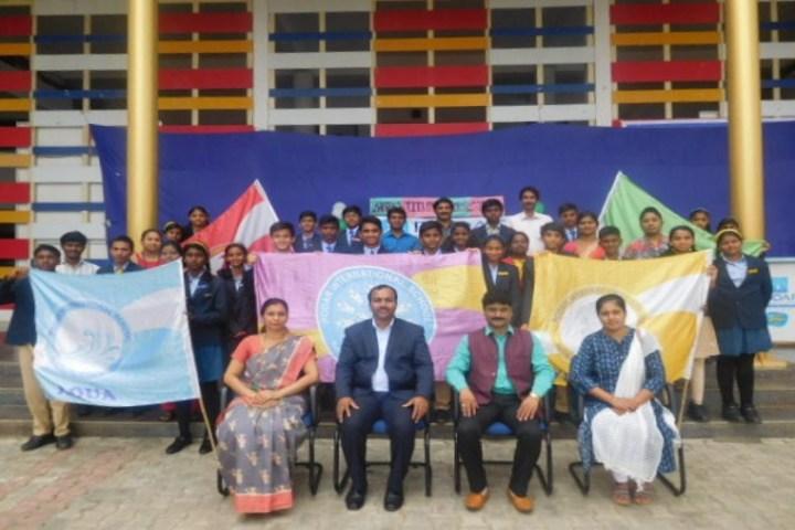 Podar International School-Investiture Ceremony