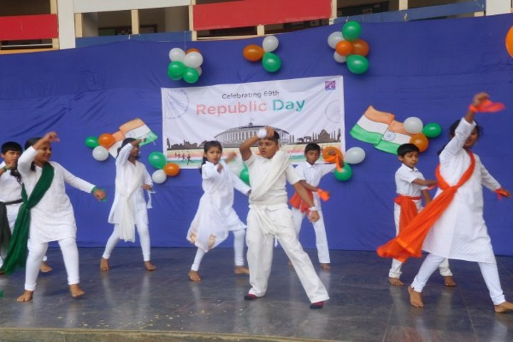 Podar International School-Republic Day Celebrations