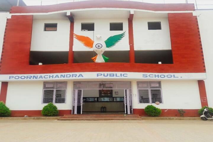 Poornachandra Public School-Campus