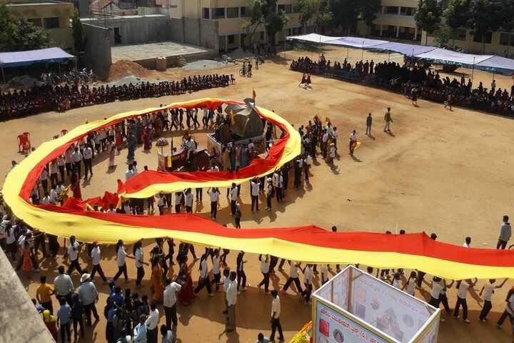Poornachandra Public School-Event