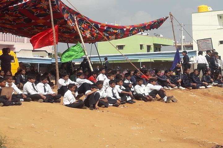 Poornachandra Public School-Ground
