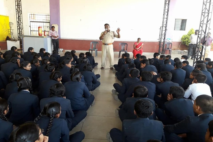 Poornachandra Public School-Seminar