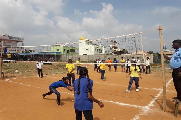 Poornachandra Public School-Sports