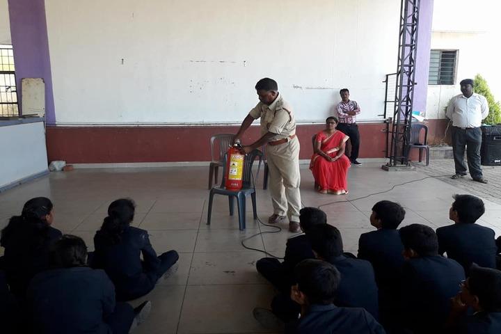 Poornachandra Public School-Training Classes