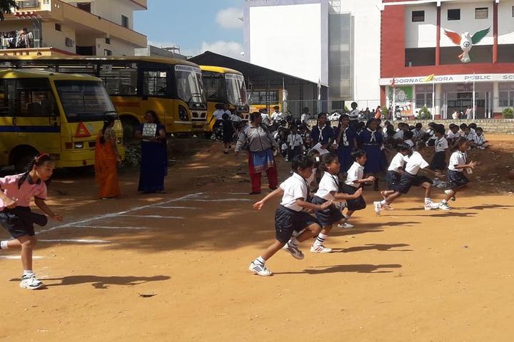 Poornachandra Public School-Transport