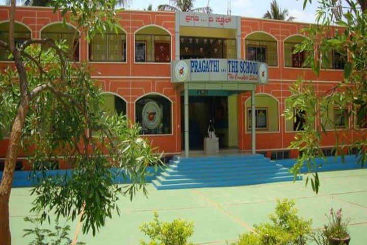 Pragathi The School-Building