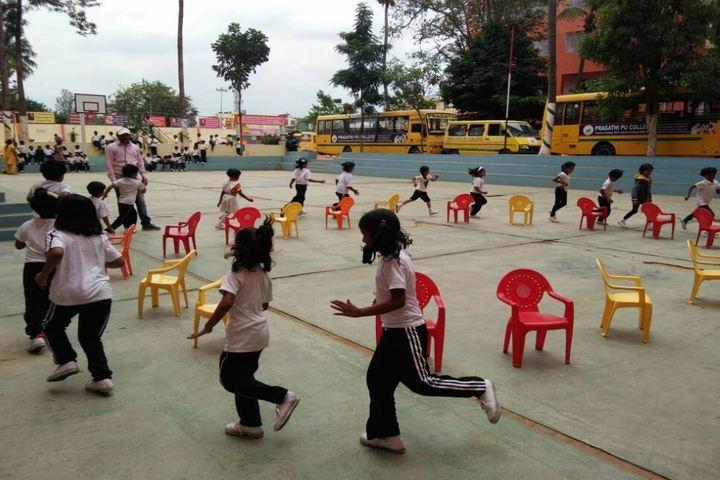 Pragathi The School-Chairs Game