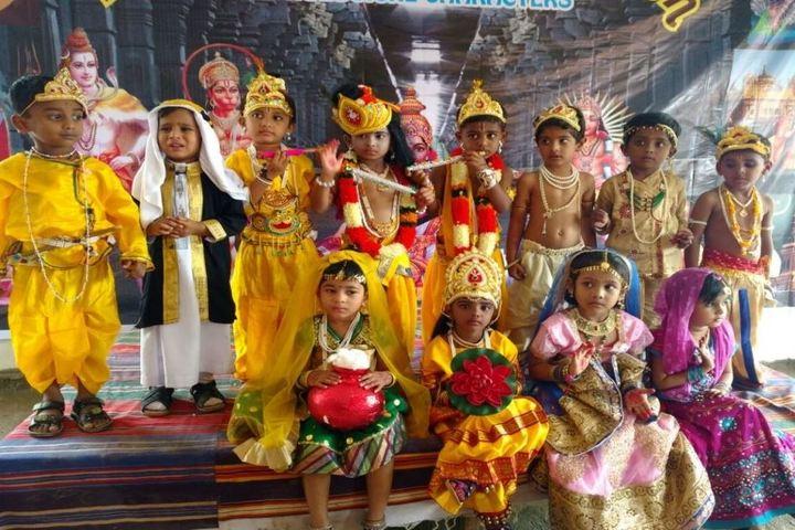 Pragathi The School-Fancy Dress