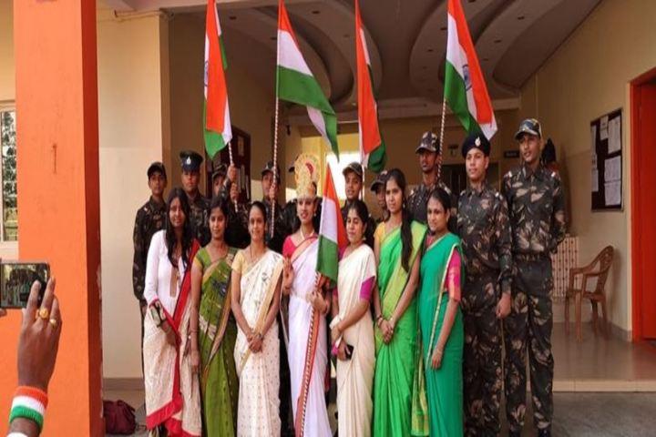 Pragathi The School-Independence Day
